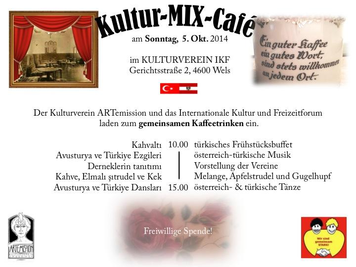KulturMIXcafé